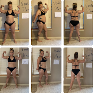 Jen's Get Fit Group | Progress Photos