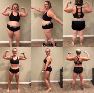 Jen's Get Fit Group | Progress Photos