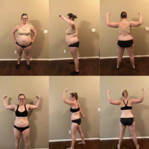 Jen's Get Fit Group   Progress Photos