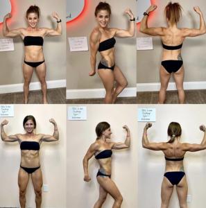 Jen's Get Fit Group   Transformation Photos