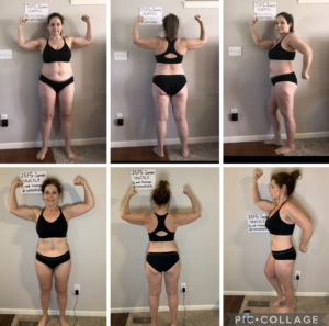 JGFG Summer Hustle 12 Week Challenge Photos