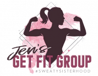 Jen's Get Fit Group Logo